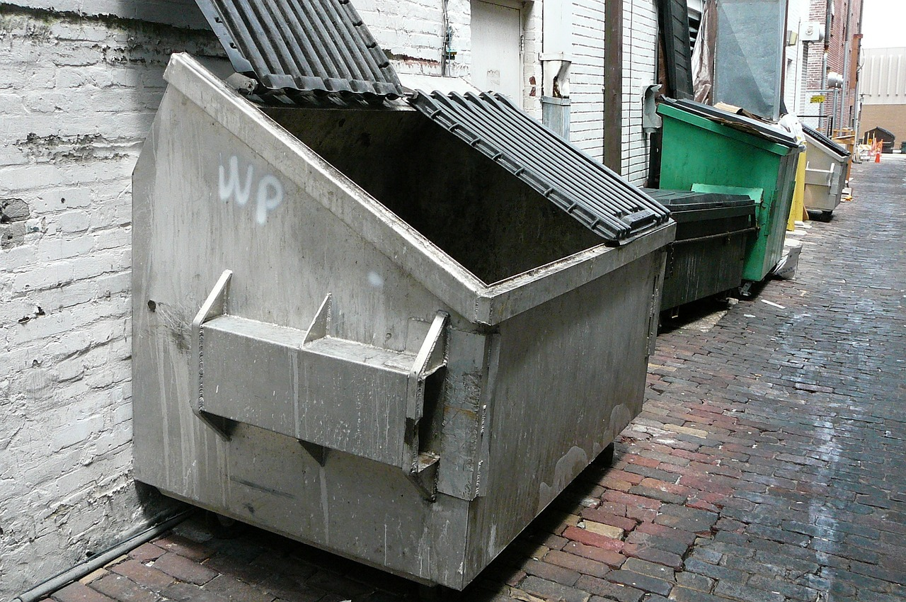 Clearwater Dumpster Rental Waste Management And Garbage